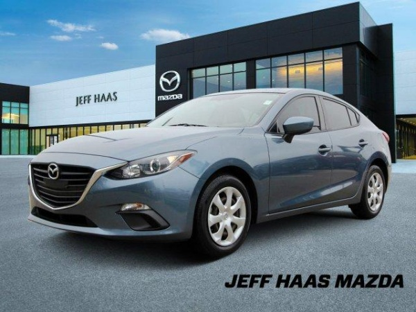 2016 Mazda Mazda3 in Houston, TX