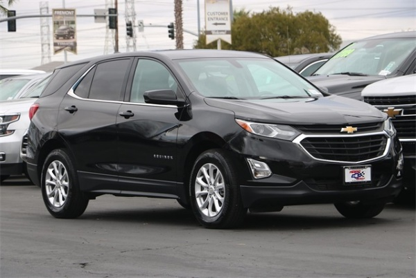 2018 Chevrolet Equinox in Fremont, CA