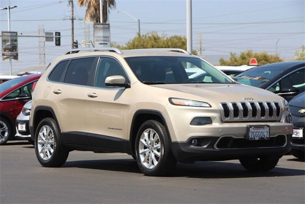 2014 Jeep Cherokee Dealer Inventory In Mountain View, CA (94035) [change  Location]