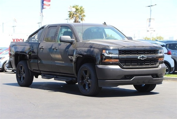 Chevrolet silverado 1500 prices reviews and pictures us news 2018 chevrolet silverado 1500 double cab standard box 36300 msrp fremont ca publicscrutiny Image collections