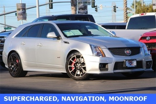 Cadillac Cts-V Wagon For Sale >> Used Cadillac Cts V Wagons For Sale Truecar