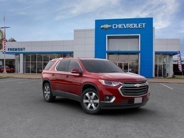2019 Chevrolet Traverse in Fremont, CA