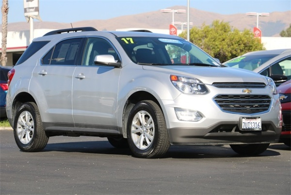 2017 Chevrolet Equinox in Fremont, CA