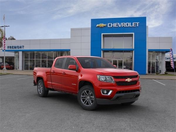 2020 Chevrolet Colorado in Fremont, CA