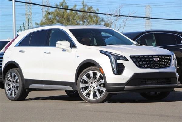 2019 Cadillac XT4 AWD Premium Luxury