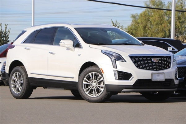 2020 Cadillac XT5 in Fremont, CA