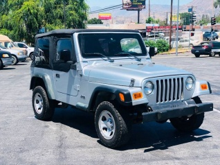Used Jeep Wranglers for Sale in Los Angeles, CA   TrueCar