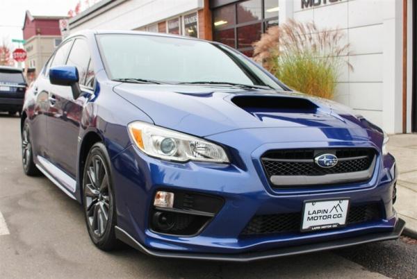 2015 Subaru WRX in Portland, OR