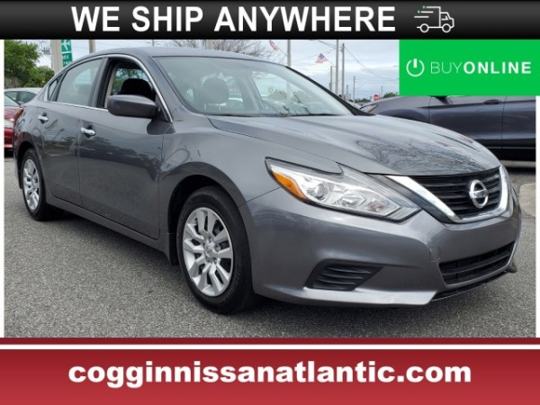 2018 Nissan Altima in Jacksonville, FL