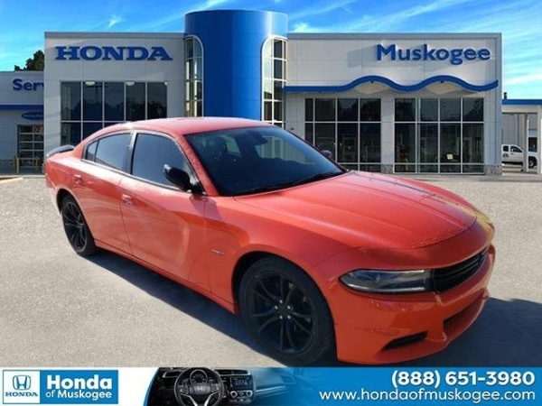 2016 Dodge Charger in Muskogee, OK