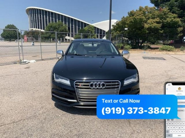 2013 Audi S7 in Raleigh, NC