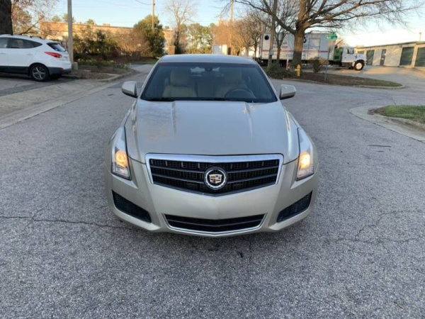 2013 Cadillac ATS in Raleigh, NC