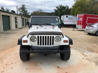 Used 1997 Jeep Wrangler SE For Sale In Raleigh, NC