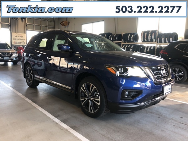 2018 Nissan Pathfinder in Wilsonville, OR