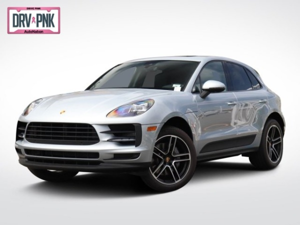 2019 Porsche Macan in Newport Beach, CA