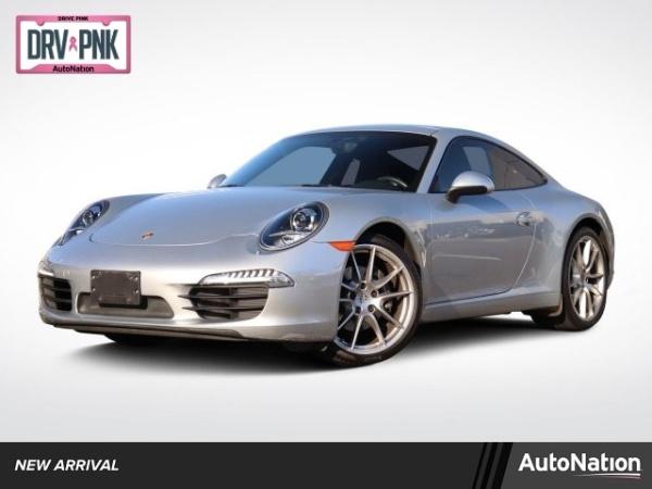 2014 Porsche 911 Carrera
