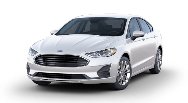 2020 Ford Fusion in Gresham, OR