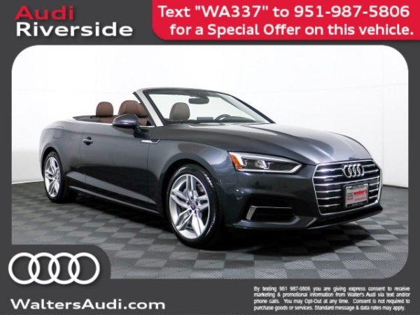 2019 Audi A5 in Riverside, CA