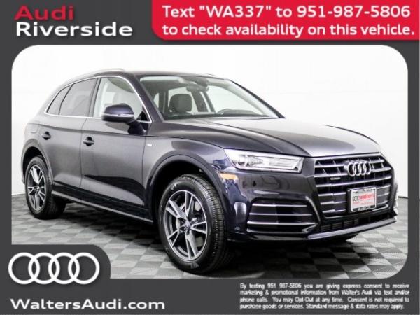 2020 Audi Q5 in Riverside, CA