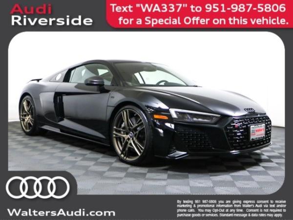 2020 Audi R8 V10 Performance Coupe For Sale In Riverside Ca Truecar