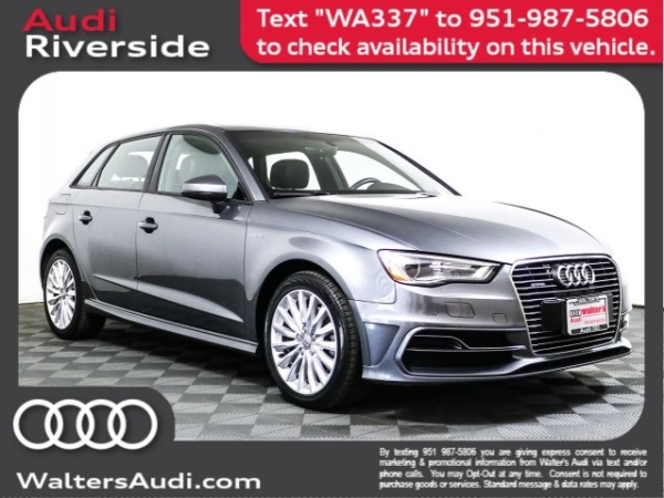 2016 Audi A3 in Riverside, CA