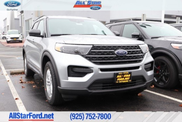 2020 Ford Explorer in Pittsburg, CA