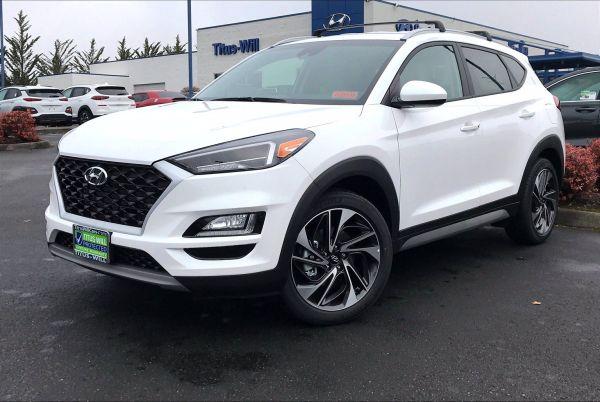 2020 Hyundai Tucson in Olympia, WA