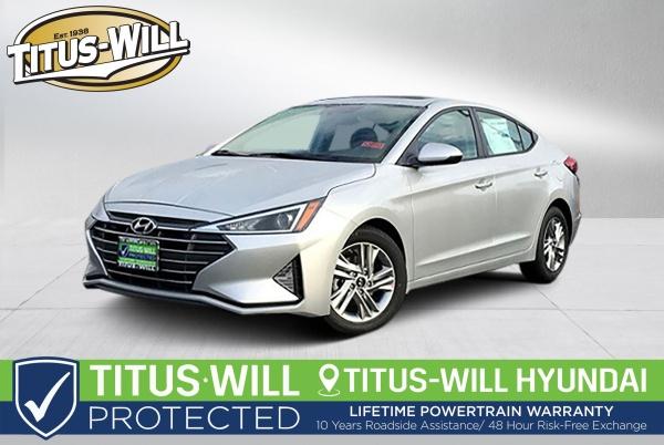 2020 Hyundai Elantra in Olympia, WA