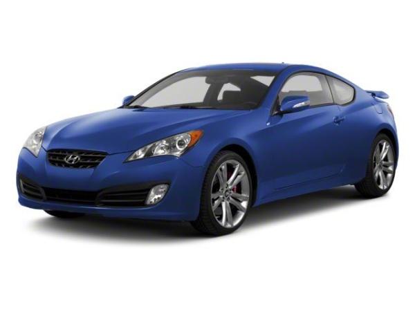 2011 Hyundai Genesis Coupe 2.0T