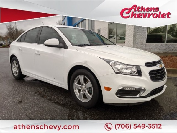 2016 Chevrolet Cruze Limited in Athens, GA