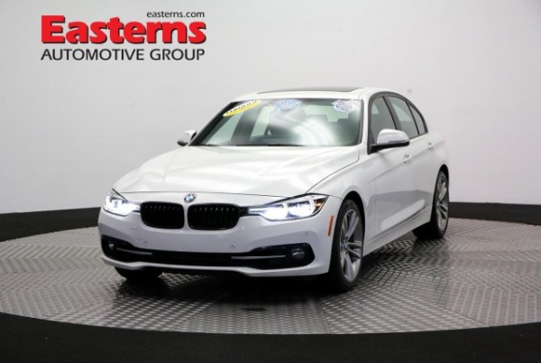 2016 BMW 3 Series in Frederick, MD