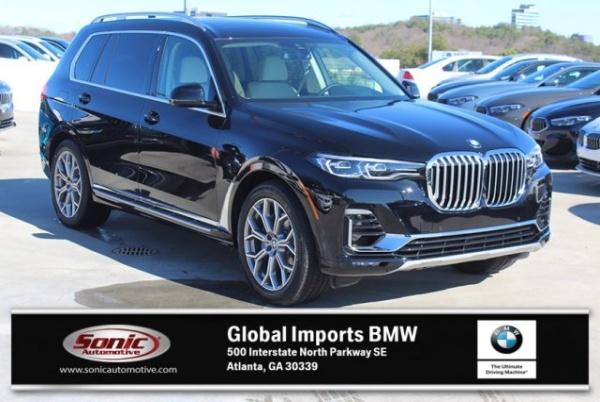 2020 BMW X7 in Atlanta, GA