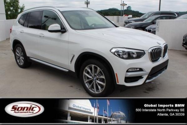 2019 BMW X3 in Atlanta, GA