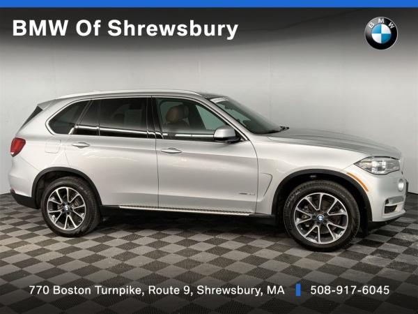 2017 BMW X5 in Shrewsbury, MA