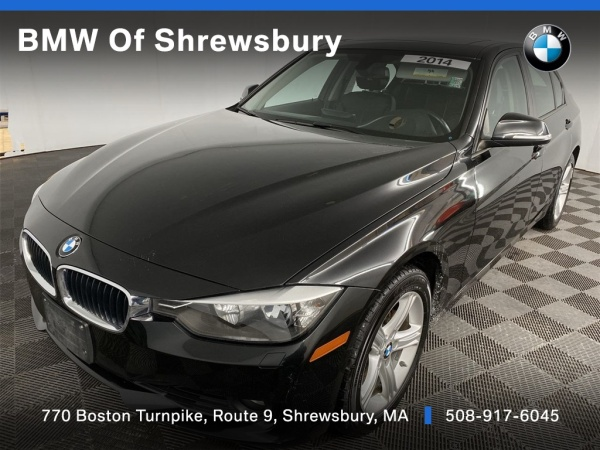 2014 BMW 3 Series in Shrewsbury, MA