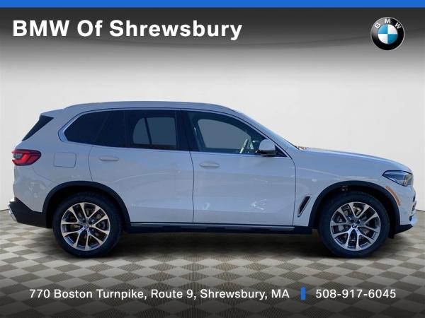 2020 BMW X5 in Shrewsbury, MA