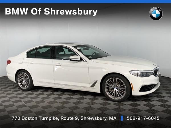 2020 BMW 5 Series in Shrewsbury, MA