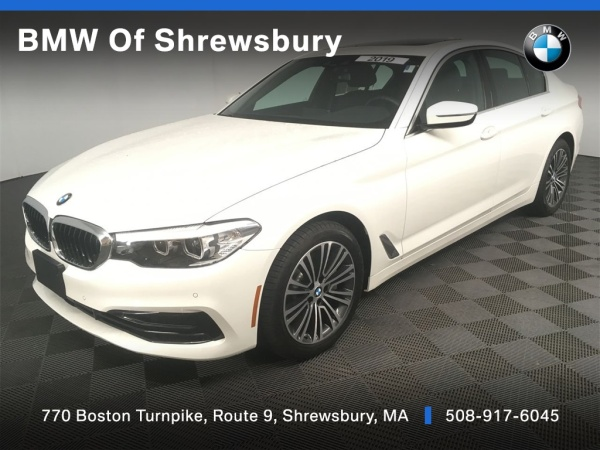 2019 BMW 5 Series in Shrewsbury, MA