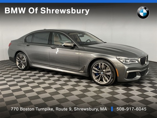 2018 BMW 7 Series in Shrewsbury, MA