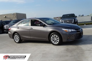 Used 2017 Toyota Camry Le I4 Automatic For In Chicago Il