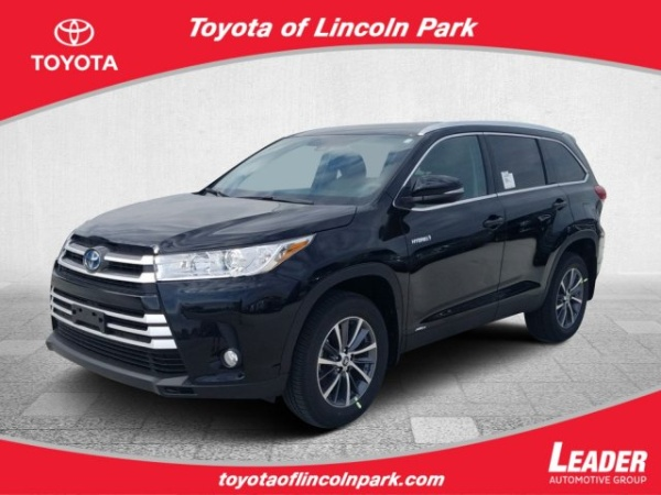 2019 Toyota Highlander in Chicago, IL