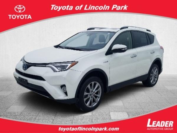 2017 Toyota RAV4 Hybrid Limited