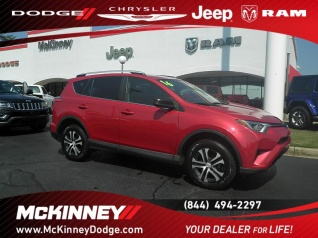 Used 2016 Toyota RAV4 LE FWD For Sale In Easley, SC