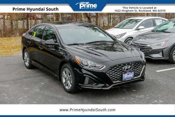 2019 Hyundai Sonata In Rockland Ma
