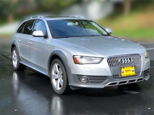 2013 Audi allroad in Burien, WA
