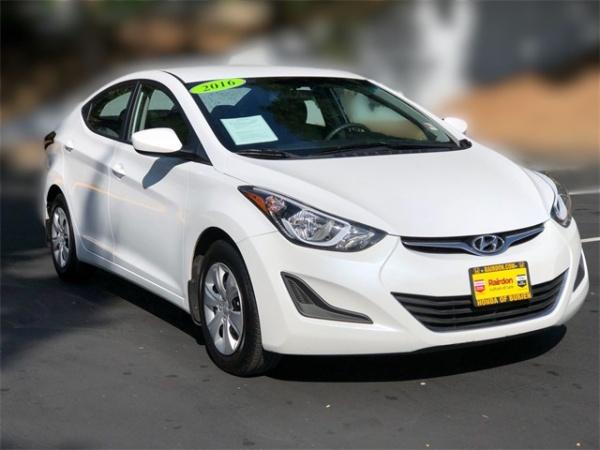 2016 Hyundai Elantra Reviews, Ratings, Prices - Consumer Reports