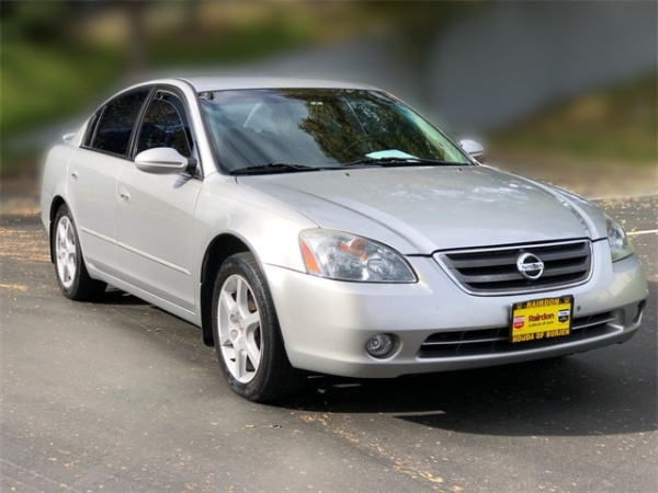 2003 Nissan Altima in Burien, WA