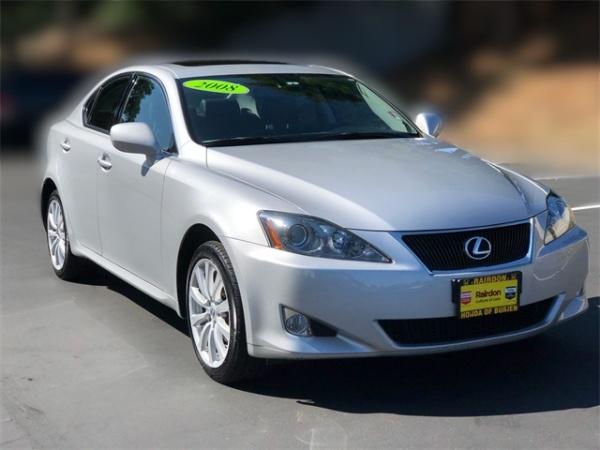 2008 Lexus IS Reliability - Consumer Reports