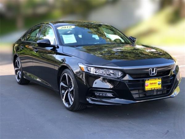 2018 Honda Accord in Burien, WA