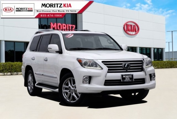 2014 Lexus LX in Fort Worth, TX